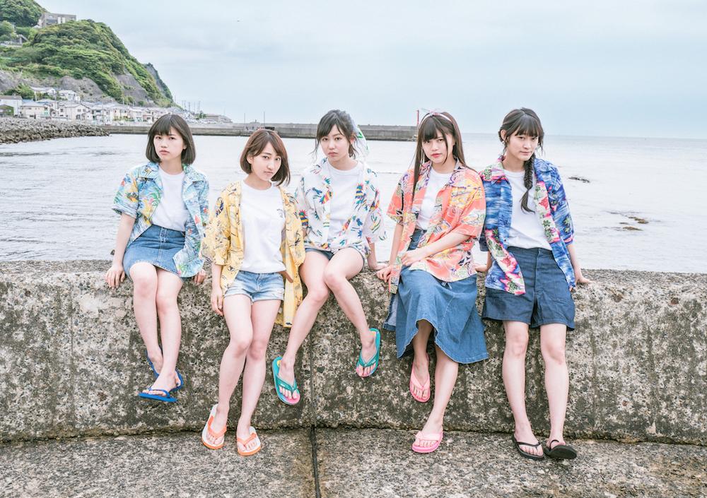 リリスク、新体制第一弾シングル「夏休みのBABY」MV公開