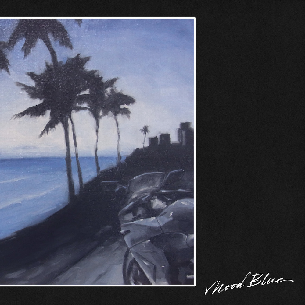 IO(KANDYTOWN / BCDMG)、『Mood Blue』よりZeus参加の「Feel My Minute」MVを公開