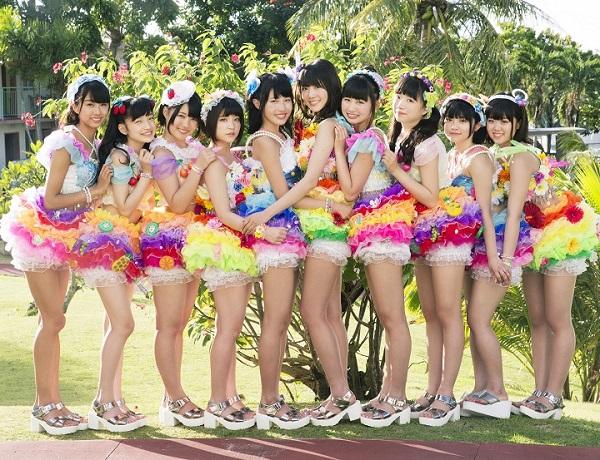 虹のコンキスタドール、新衣装で鮮やかに踊るメジャー1stシングルMV公開