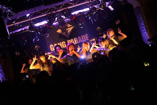 GANG PARADE、3度目の全国ツアー大阪編ーーこの7人ならどこまでも上に行けると思っています