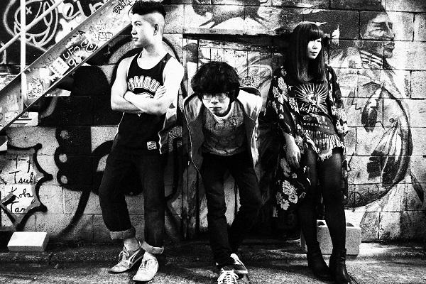 元WHITE ASH・のび太、彩が新バンドTHE LITTLE BLACK結成