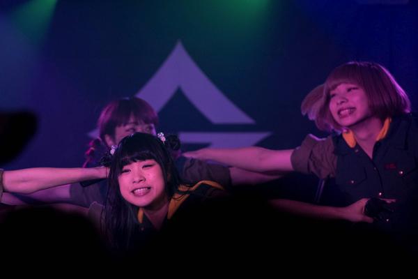 GANG PARADE、3度目の全国ツアー札幌編ーー自分をさらけ出して殻を破らなきゃ意味がない