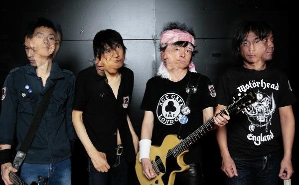 【9.19リキッド】THE NEATBEATSの結成20周年ライヴのゲスト・バンドはザ・クロマニヨンズ