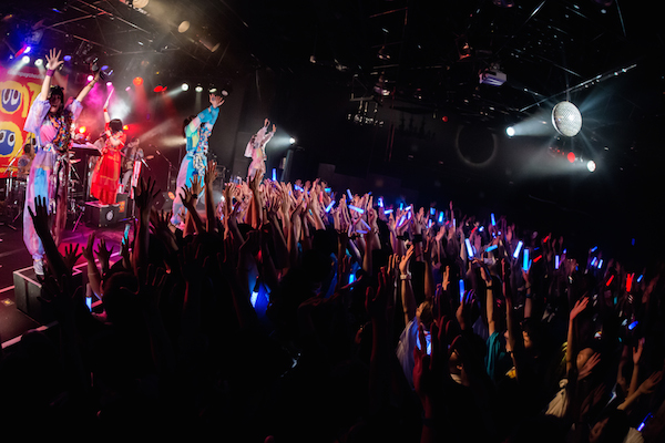 ゆるめるモ!新曲ライヴMVで7.23赤坂BLITZへの道のり描く