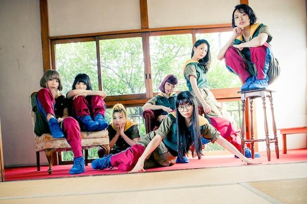GANG PARADE、11月にアルバム&リキッドルーム・ワンマン開催
