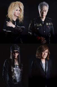 筋肉少女帯、20年ぶりとなる完全オリジナル・フルアルバム『Future!』発売決定
