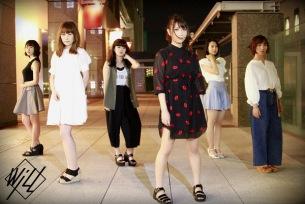 WiLL、「東京」をコンセプトに撮影された6人体制初MV「東京パラダイムシフト」公開