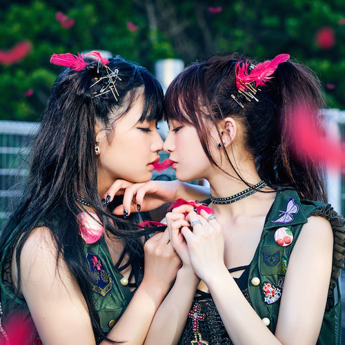 LADYBABY、3rdシングル『Pinky! Pinky!』詳細発表 リリイベも続々決定
