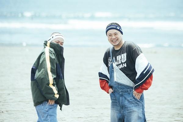 サ上とロ吉、メジャー・デビュー作『大海賊』で石野卓球と異色コラボ