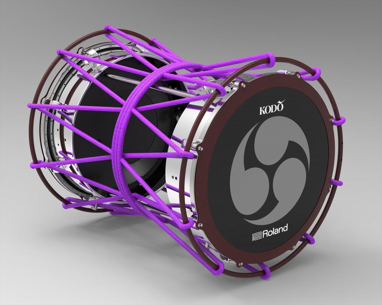 """[革命]世界上第一个""""电子载体鼓""""原型完成Kitaa!"""