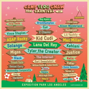 【日本人初!】水曜日のカンパネラ、LAで開催のフェス〈CAMP FLOG GNAW CARNIVAL 2017〉出演決定