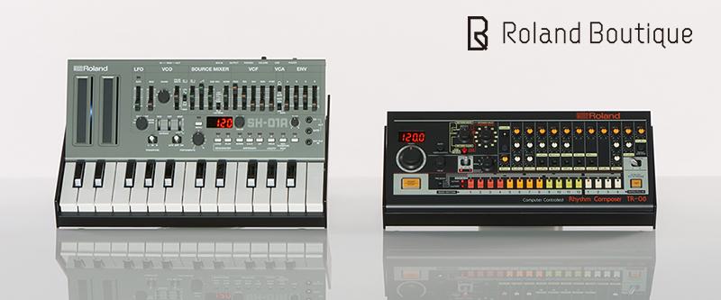 ローランドの独自技術が凄まじい! 音の特徴を忠実に再現した新モデル