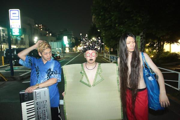 「マジ歌」曲も披露?大竹マネ率いるSensitive Brothersレコ発にぱいぱいぱいチーム&g.a.g出演