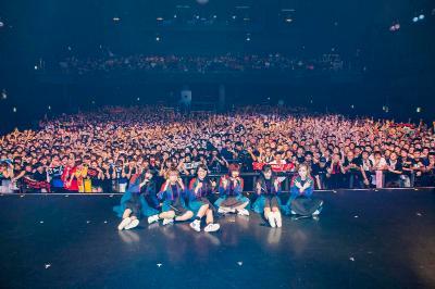 BiSH、メジャー2ndアルバム発売決定&学生限定&女性限定ツアー開催