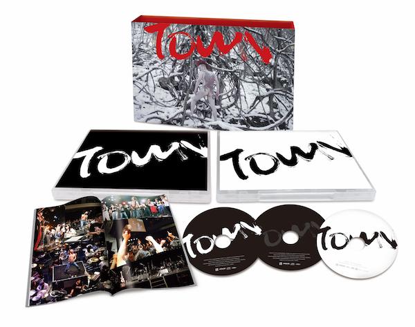 清 竜人、アルバム『TOWN』のジャケット写真を公開
