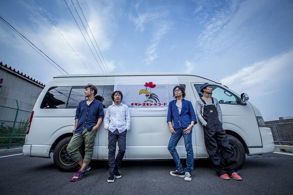 フラワーカンパニーズ、新AL『ROLL ON 48』収録「ハイエース」MV公開