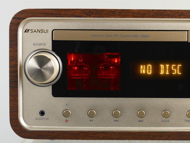 真空管とデジタルのハイブリッド!CDステレオ誕生