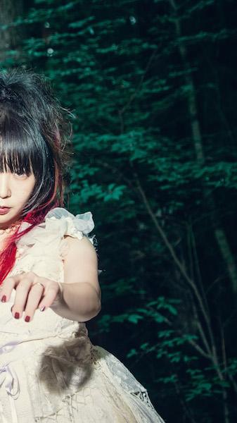 大森靖子、ツアーZepp公演の「非国民的ヒーロー」ライヴ映像公開 新アルバム発売記念LINE LIVEも決定