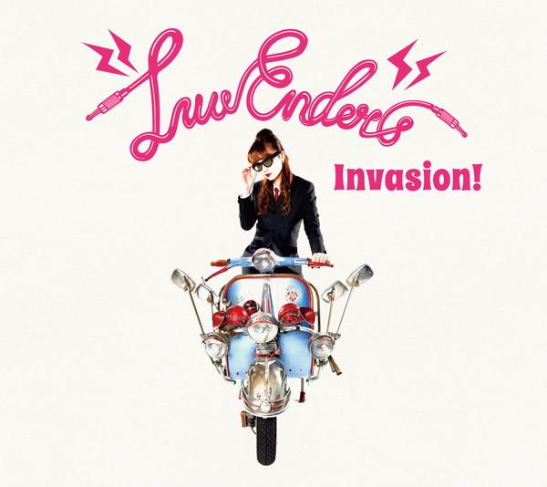 森山達也&KOZZY IWAKAWAプロデュース 期待の超新星 AKIRA率いるラヴェンダーズ 1stアルバム『Luv-Enders' Invasion!』発売