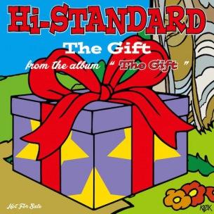 Hi-STANDARD、新アルバム『THE GIFT』購入者に『The Gift CD』限定配布