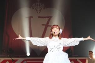 楠田亜衣奈、ソロ・デビュー記念日に「トドケ ミライ!」リアレンジVerを配信リリース