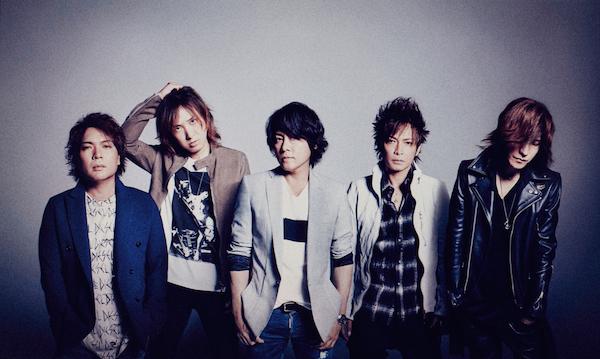 LUNA SEA、4年ぶり新アルバム『LUV』12月にリリース さいたまスーパーアリーナ会場限定盤も発売