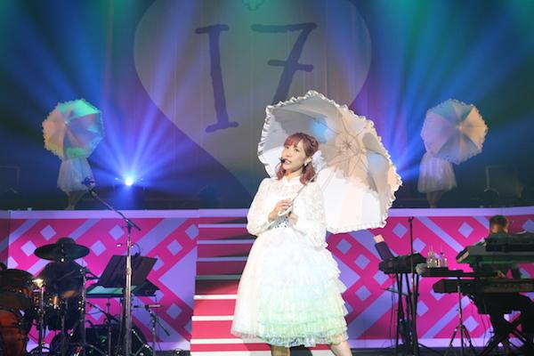 楠田亜衣奈、2ndライヴBlu-rayは特典満載 バースデイ・イベントの詳細も発表