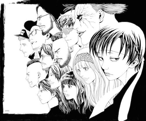 ハバナイ主催〈SCUM PARK〉に戸川純 with Vampillia、ギャンパレ、禁断の多数決ら