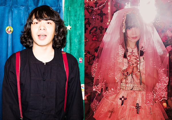 大森靖子×銀杏BOYZ 来年2月にZepp Tokyoで初の2マン