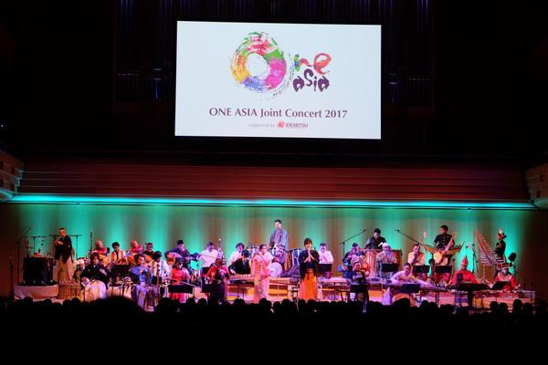 〈ONE ASIA ジョイント コンサート ジャパンプレミア2017〉オフィシャル・ライヴ・レポート