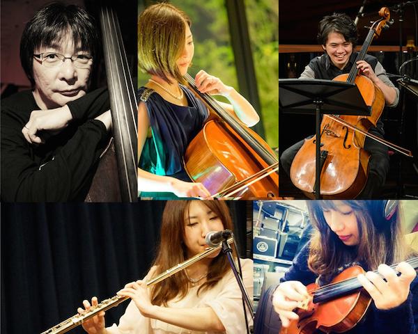青葉市子とphonolite strings、自由学園明日館での公演決定