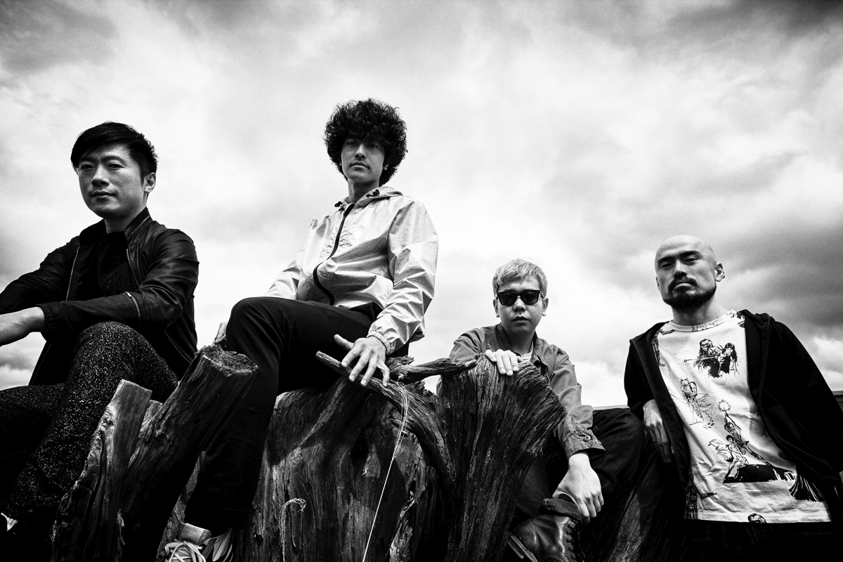後藤正文、浅井健一らのコメントも! 8otto、新アルバム特設サイト・オープン&リリース・ツアー決定