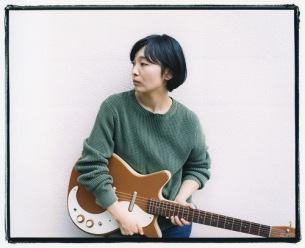 mei ehara、1stアルバムのジャケは想像を掻き立てる印象的な仕上がり