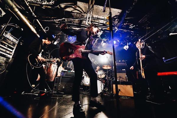 Luv-Enders、11/1(水)下北沢 LIVEHOLICにて1stアルバム発売記念ライヴ開催