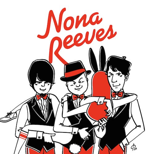 NONA REEVES、20周年記念イベントにCharisma.comいつかゲスト出演決定