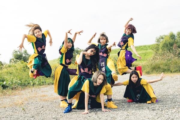 GANG PARADE、新アルバム・リード曲MV公開