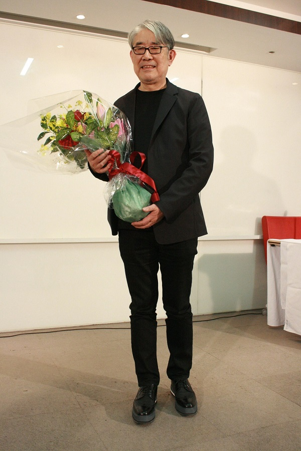 松本隆、紫綬褒章を受賞