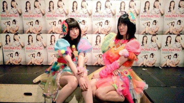 MAONATSU、東京お披露目ワンマンで新メンバー募集を電撃発表 まおは動揺し号泣