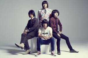 THE COLLECTORS、12ヶ月連続渋谷クアトロ・ライヴ開催