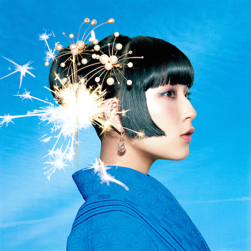 DAOKO、2年9カ月ぶり2ndアルバム『THANK YOU BLUE』12月に発売