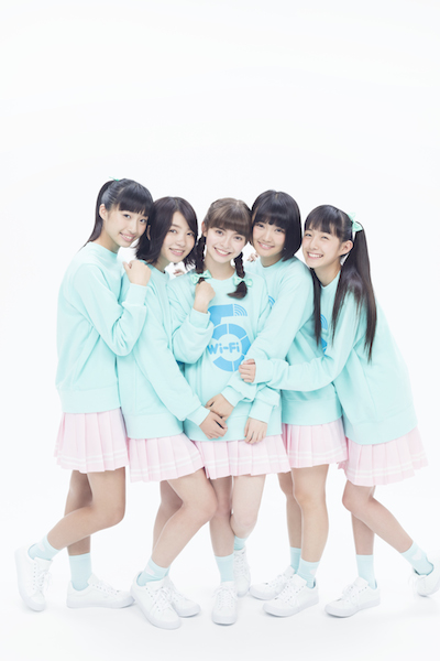 Wi-Fi-5、タワレコ渋谷店でデビュー・シングルのリリイベ決定