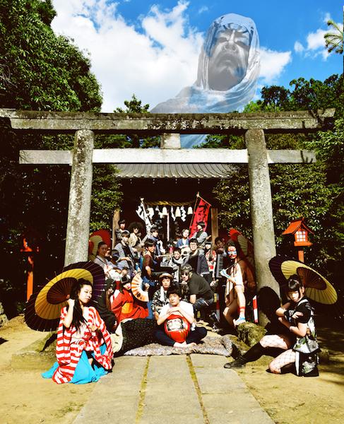 【異色2マン】キノコホテル×絶叫する60度〈絶叫するキノコ〉大塚Hearts+で開催決定