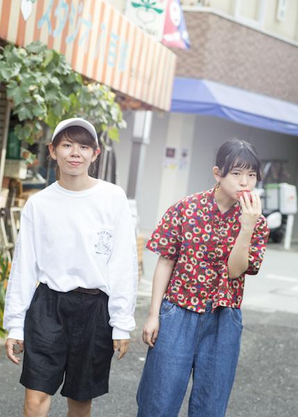 """リーガルリリー、ホーム新宿JAM最後の自主企画は""""先輩""""タグチハナとの2マン"""