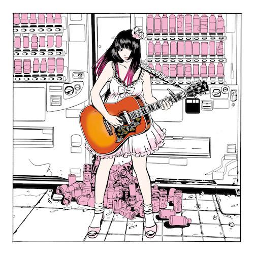 大森靖子『MUTEKI』がアナログ化 LP2枚組で12月27日リリース