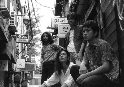 冷牟田敬bandレコ発は、強い美学と個性を持った轟音3バンドで