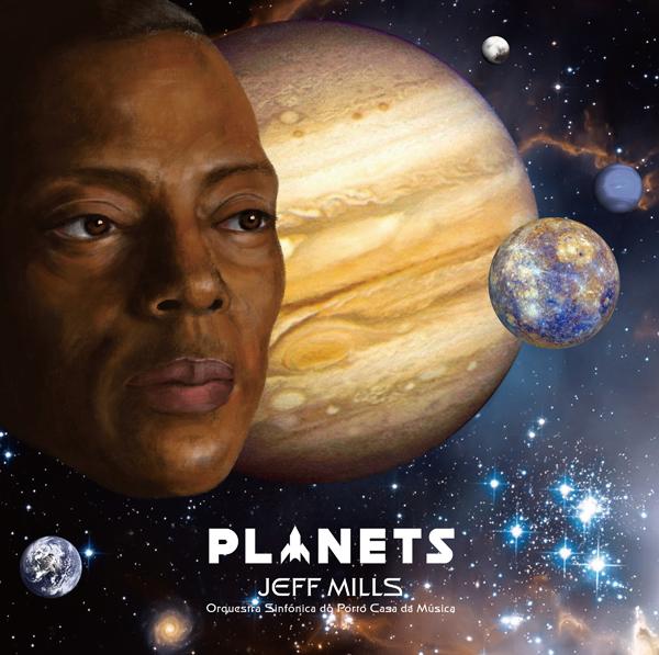 ジェフ・ミルズ、オーケストラとの『Planets』がついに11月20日よりハイレゾ配信開始、5.1chサラウンド・ヴァージョンも