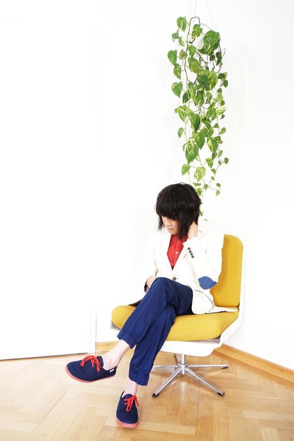 BRIDGEのメンバー、イケミズマユミのソロプロジェクトThree Berry Icecreamが11年ぶり新作『three cheers』発売