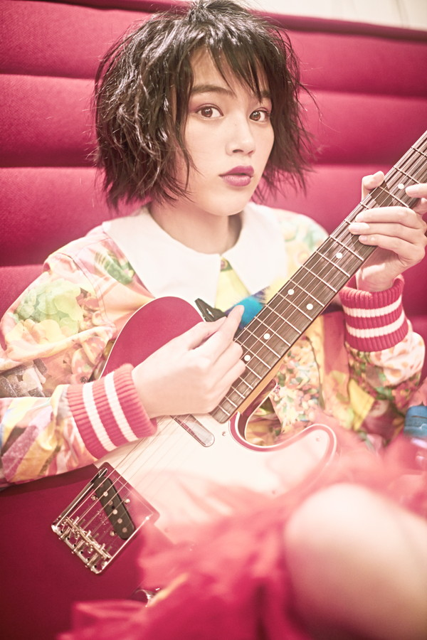 のん、2ndシングル発売決定 年末には銀杏BOYZ、堀込泰行を迎え〈のんフェス〉開催