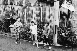 台風クラブ、1stアルバムのリリース・パーティーを新宿LOFTで開催 第一弾ゲストを発表