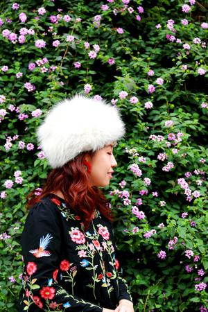 asuka ando、新春1月6日リリースの新作、NONCHELEEEの制作によるカヴァー・アート、そして最新アーティスト写真を公開!